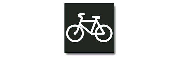 Движение по предназначенной для велосипедистов полосе проезжей части, которая обозначена данной разметкой, разрешается